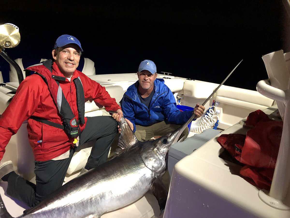 250 lb Swordfish