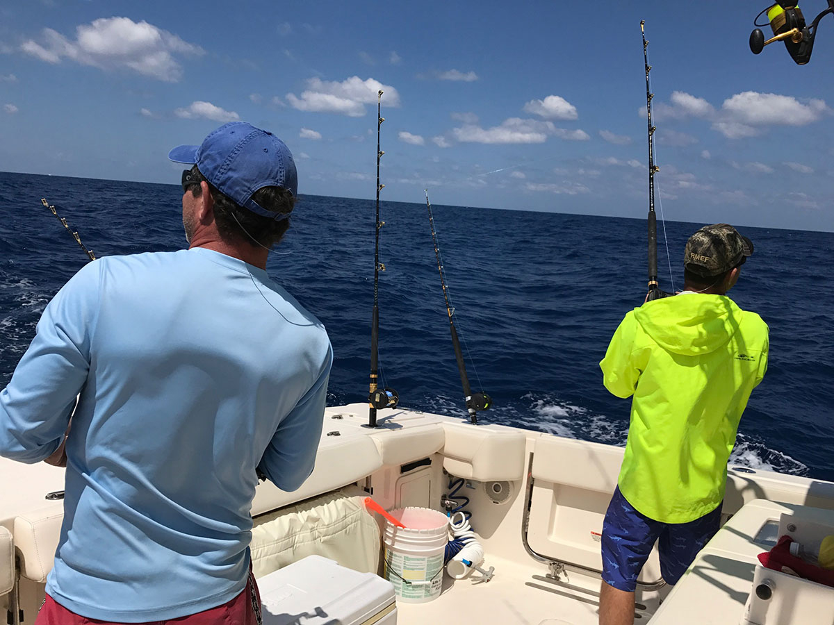 Gallery blue devil charter fishing florida blue devil for Florida fishing trips