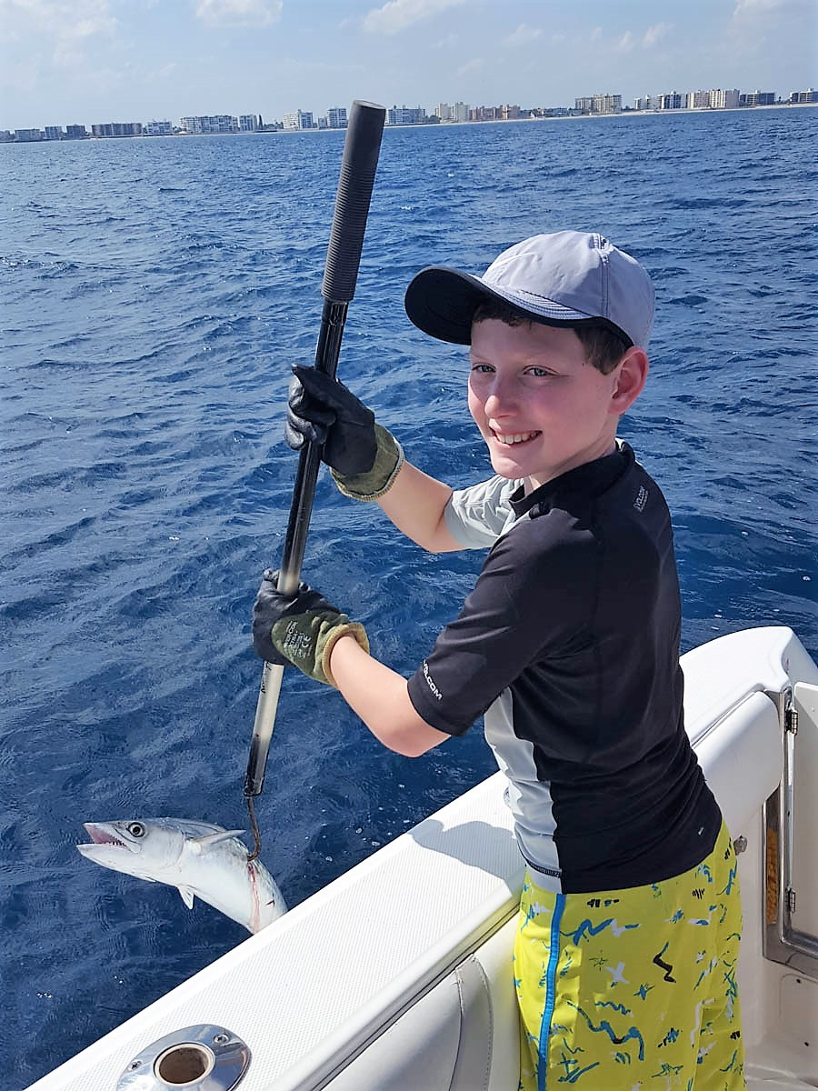 kingfish-fishing-with-kids-boynton-inlet-florida-feb2017