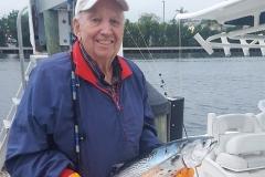 milton-lachman-90-years-old-fishing-for-birthday