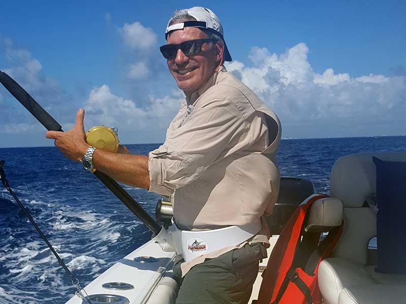 Captain Gary Lachman