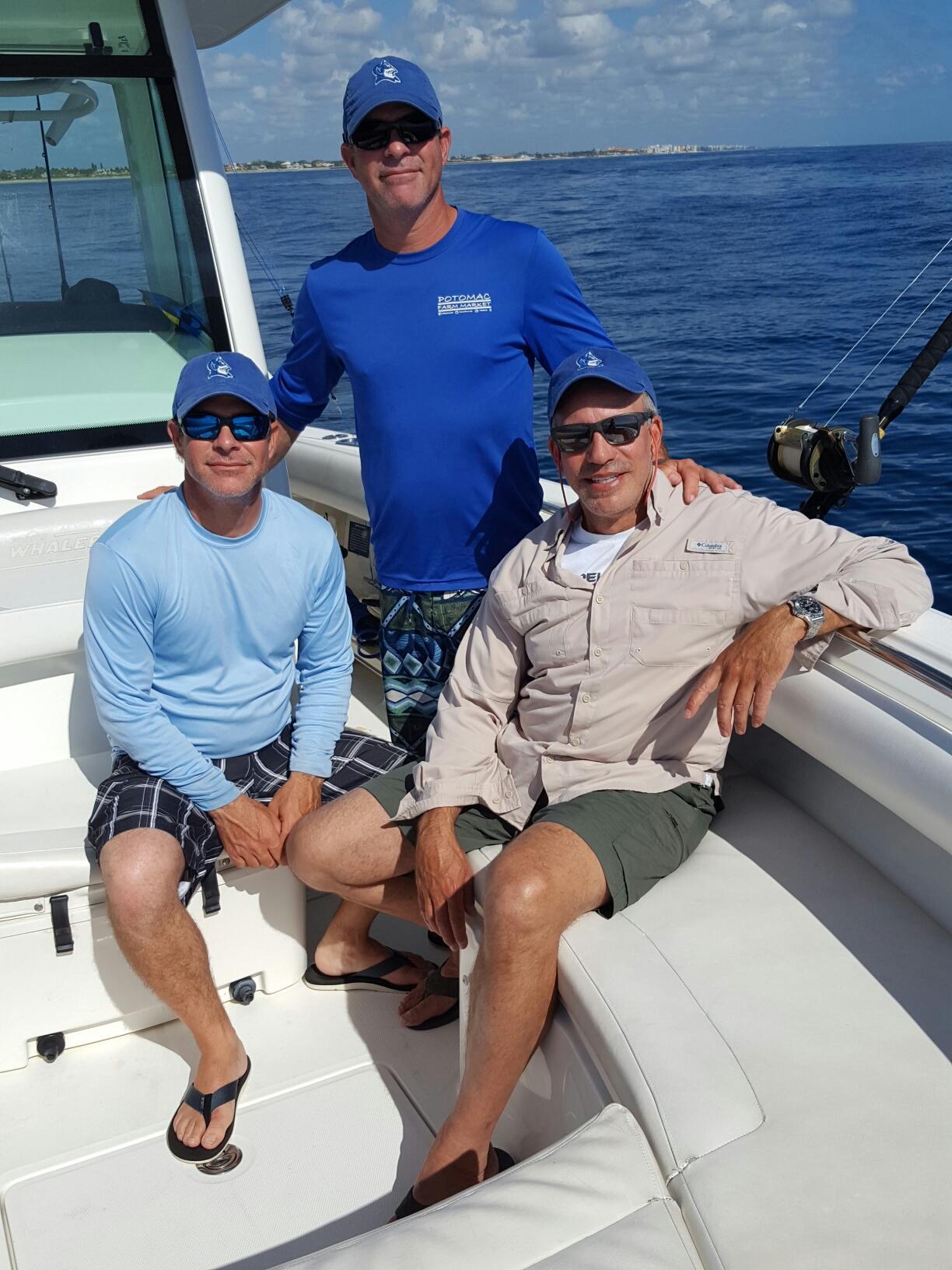Meet the Crew of Blue Devil Fishing